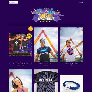 Moonrise Festival Official Merchandise - Pins, Snapbacks, Bracelets – moonrisefest