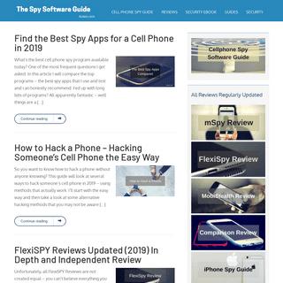 AcisNI.com - The Spy Software Guide - cell phone software and spy equipment guide