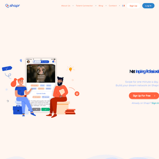 Welcome to Shapr - Shapr