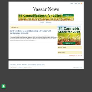 Vassar News