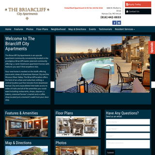 ArchiveBay.com - liveatbriarcliffcityapts.com - The Briarcliff City Apartments in Kansas City, MO