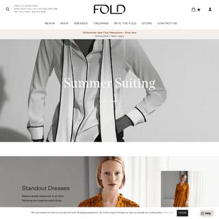 The Fold - thefoldlondon.com