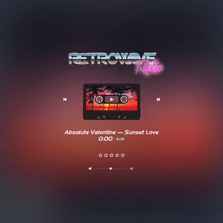 ArchiveBay.com - retrowave.ru - Retrowave Radio