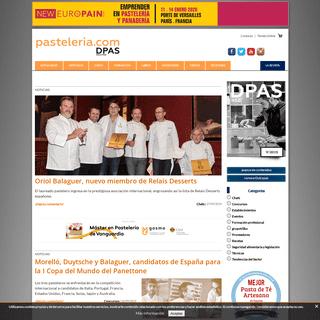 La pastelería profesional a tu alcance -- pasteleria.com