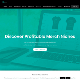 Merch Informer - Realize Your Merch By Amazon Potential
