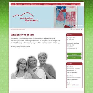 ArchiveBay.com - verloskundigen-heemskerk.nl - Home - Verloskundigen Heemskerk
