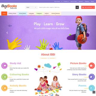 ArchiveBay.com - buybooksindia.com - Online Book Shopping, Children Books, School Books - Buy Books India