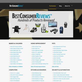 ArchiveBay.com - bestconsumerreviews.com - Best Consumer Reviews - Independent Product Reviews