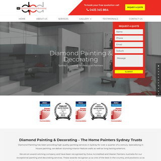 Painters Sydney - Interior House Painters in Sydney