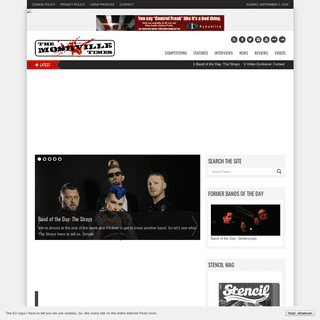 The Moshville Times – All the ROCK & METAL that's fit to print!