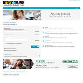 ArchiveBay.com - discoplus.de - Persönliche Servicewelt