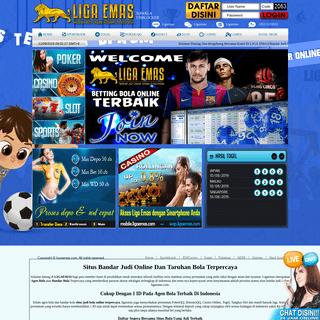Bandar Judi Bola Online Agen Terbaik Indonesia