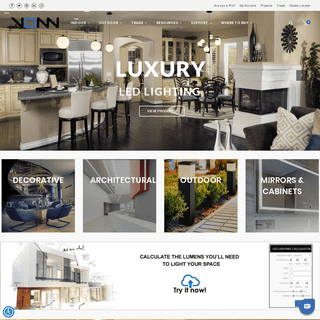 ArchiveBay.com - vonn.com - VONN Lighting - LED for Residential, Commercial & Hospitality