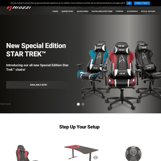 ArchiveBay.com - arozzi.com - Arozzi Gaming Gear – Keep Yourself in the Game