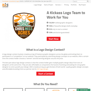 Logo Designs & Pro Designers - Money Back Guarantee - Logo Design Guru