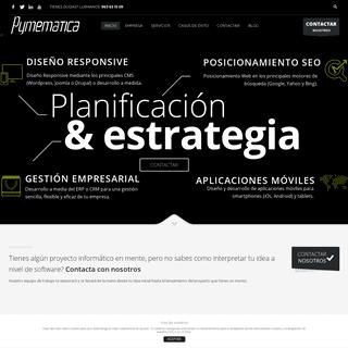 Consultoría IT - Consultoría Tecnológica - Pymematica
