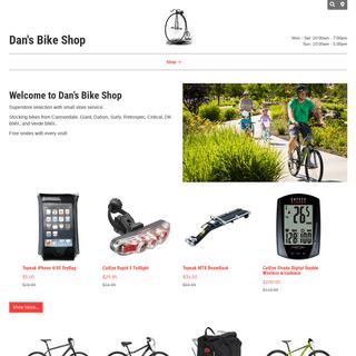 Dan's Bike Shop