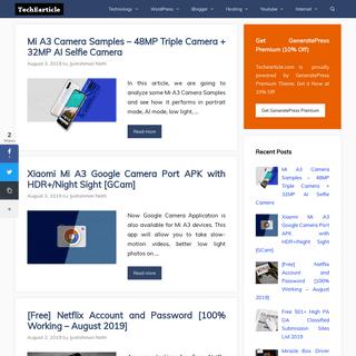 ArchiveBay.com - techearticle.com - TechEarticle.com - Tech News, Wordpress Tutorials and Blogging Tips