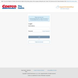 ArchiveBay.com - costcotireappointments.ca - Costco - Login