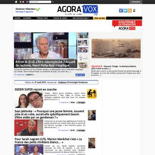 ArchiveBay.com - agoravox.tv - Agoravox TV
