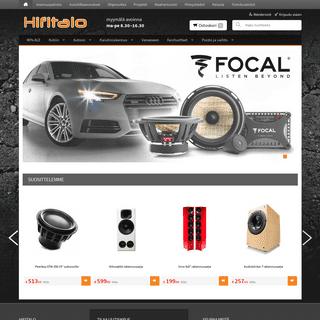 ArchiveBay.com - hifitalo.fi - Suomen johtava kotiteatterin asiantuntija - Hifitalo