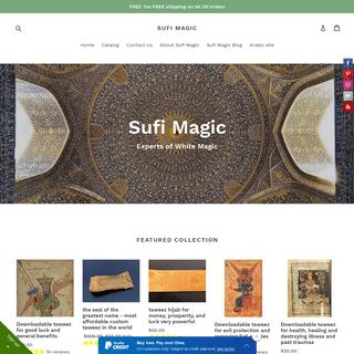 sufi magic experts of white magic ( taweez, hijab, amulet, talisman )