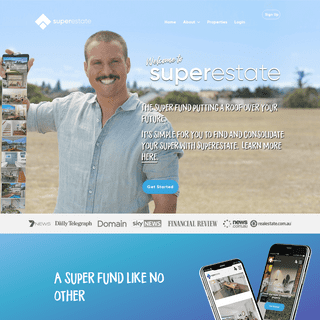 ArchiveBay.com - superestate.com.au - Superestate - A Super Fund Like No Other, Find Your Super Now - Superestate