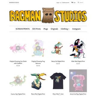 Bagman Studios