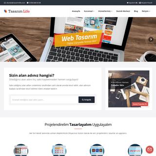 Tasarım Life – Dijital Reklam Ajansı