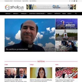 ArchiveBay.com - catholicus.org.br - Portal Católico - Notícia, Cultura e Entretenimento - Catholius.org.br