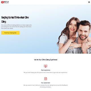 Best International Dating Sites