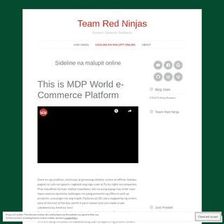 Team Red Ninjas – Reviews, Opinions, Feedbacks