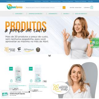 NatureFarma – Farmácia de Manipulação