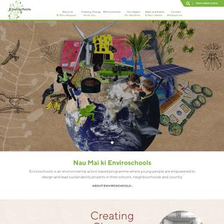 Enviroschools - Home