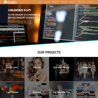 OnlineBiz Soft- Magento Ecommerce Development Agency