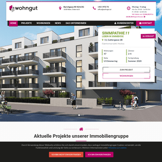 ArchiveBay.com - wohngut.at - Leistbare Wohnungen in Wien kaufen ⋅ wohngut Immobiliengruppe