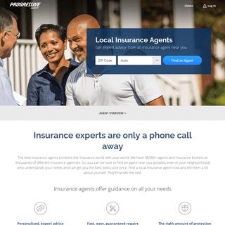 Benefits Of A Local Insurance Agent - Progressive Agent