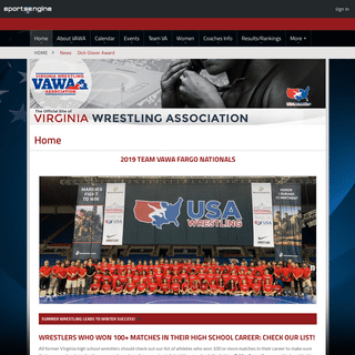 Virginia USA Wrestling