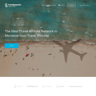 Travel Affiliate Program- Flights, Hotels and more — Travelpayouts