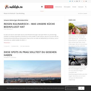 Reisen mit Rollstuhl - Das Reiseblog