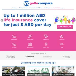 ArchiveBay.com - yallacompare.com - Compare UAE Insurance, Credit Cards, Banks - yallacompare