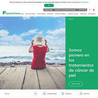 GenesisCare, expertos en oncología - GenesisCare España
