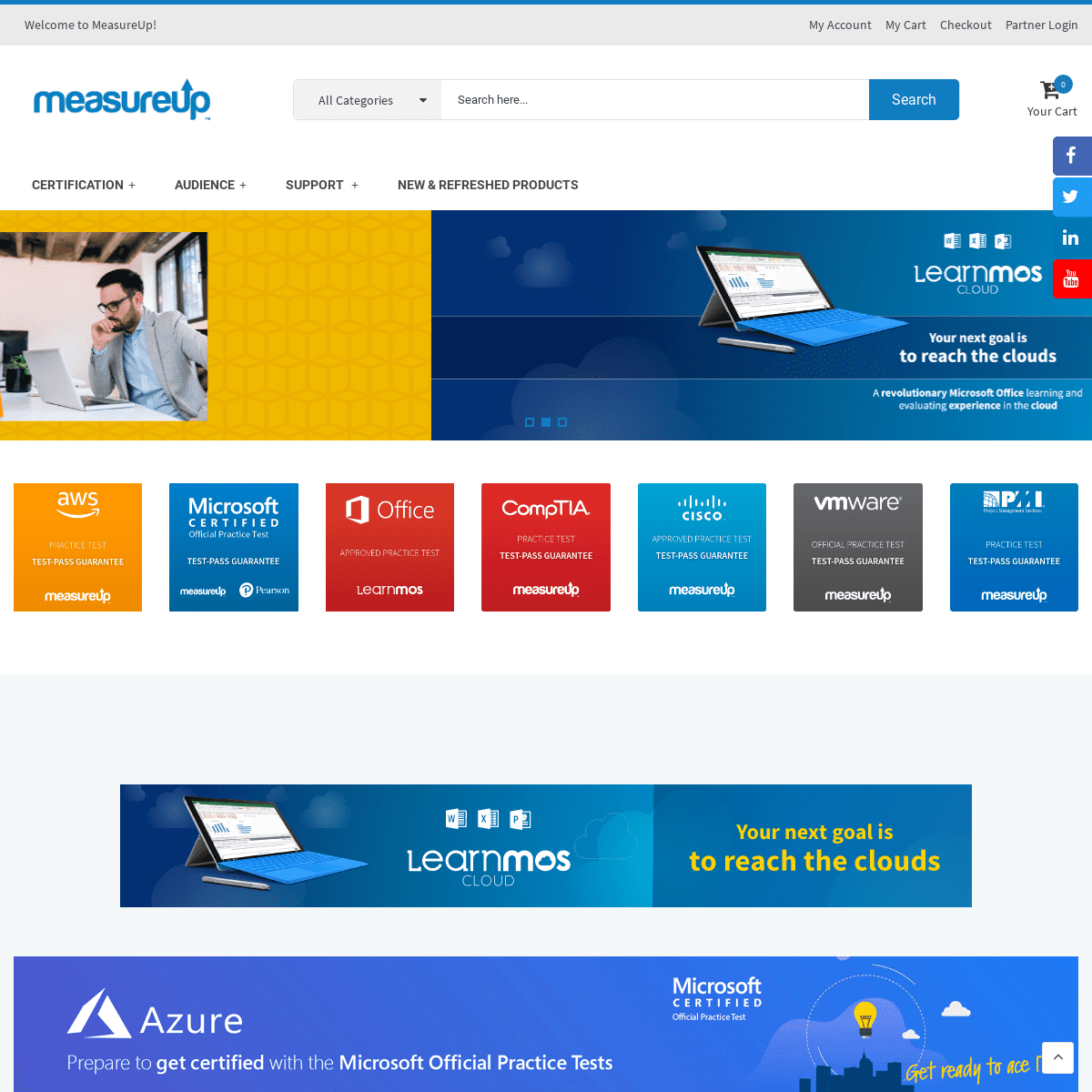 Measureup Store