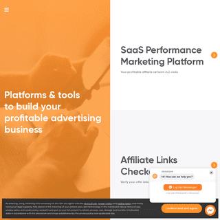 ArchiveBay.com - orangear.com - Orangear - SaaS performance marketing tracking software