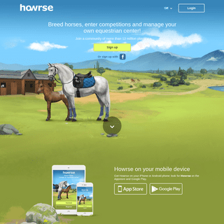 ArchiveBay.com - howrse.com - Breed horses and manage an equestrian center on Howrse - Howrse