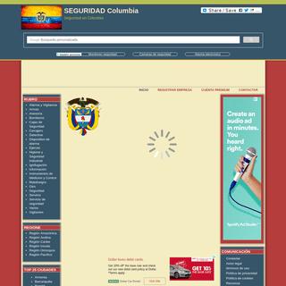 SEGURIDAD Columbia - Seguridad en Columbia