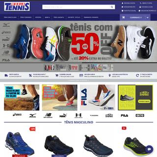 Tênis Mizuno, Asics, Adidas e Grandes Marcas