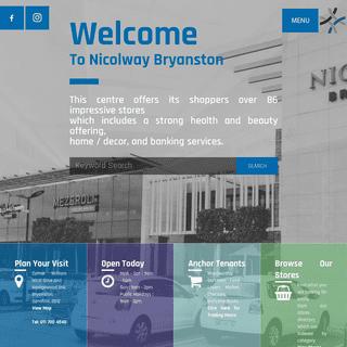 Nicolway Bryanston - Home