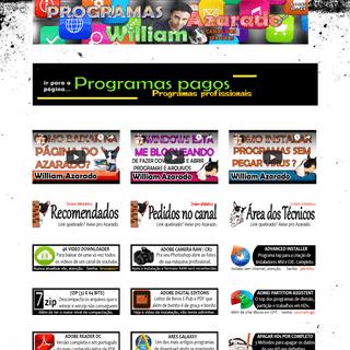 William Azarado Programas