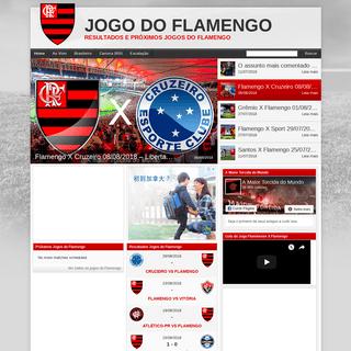 Jogo do Flamengo - Resultados e Próximos Jogos do FlamengoJogo do Flamengo - Resultados e Próximos Jogos do Flamengo